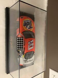 SIGNED #10 Ricky Rudd AUTOGRAPHED 1:24 DieCast NASCAR TIDE WHIRLPOOL W/Case