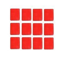 12 x VHB Adhesive Flat Sticky Sticker Pads For GoPro 3 4 4+ HD