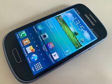 Samsung Galaxy S3 III Mini GT-I8190 - 8GB  Blue (Unlocked) Smartphone GRADE A