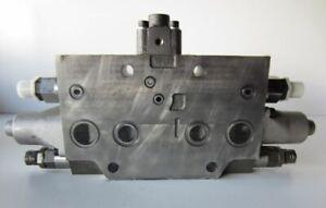 Komatsu HSG01886 Hydraulic Valve Control Section Genuine OEM New