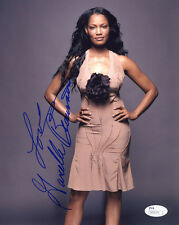 (Ssg) Garcelle Beauvais Signed 8X10 Color Photo with a Jsa (James Spence) Coa
