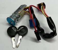 Ignition Barrel Switch With Two Keys For Peugeot 206 Ref. OE 4162P0