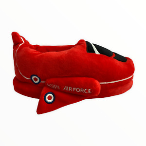 Officially Licensed Red Arrows Hawk Slippers