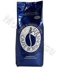 BORBONE 3KG di Caffè in Grani Miscela Blu Gusto Napoletano per DE LONGHI SAECO