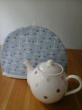 Tea cosy, tea pot cosy, large tea cosy, tea cosies, handmade, nautical