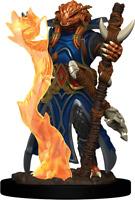 W4 Dragonborn Sorcerer Female 93029 Icons of Realms Premium Miniatures D&D 11/11