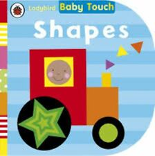 Baby Touch: Shapes-ExLibrary