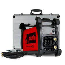 Soldador Inverter MMA TIG Technology 236 XT Telwin electrodo 4 mm generador