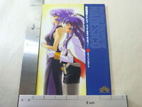 NADESICO Martian Successor Official Guide Art Book KD65*