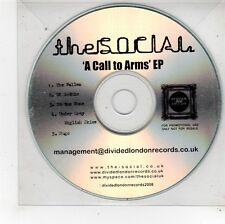 (FU324) The Social, A Call To Arms - 2008 DJ CD
