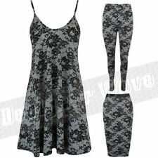 Polyester Lace Regular Size Shorts for Women
