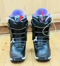 BURTON WOMENS SUPREME SNOWBOARD BOOTS SIZE 7