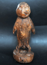 Old used powerful Losso fetish from Togo tribal art african africain primitif