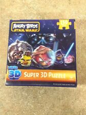 Angry Birds STAR WARS Super 3D Jigsaw Puzzle 150 pieces NEW!
