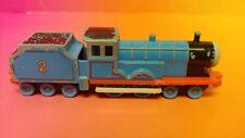 ERTL Edward #2 Blue TRAIN vintage OLD Diecast Thomas Friends Metal CAR Die Cast