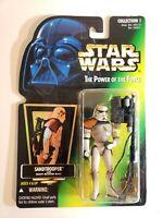 Hasbro Star Wars: Sandtrooper - 1996 Action Figure-Brand New