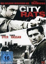 CITY RATS - DVD - NEU/OVP