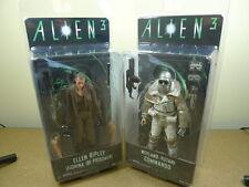 Neca Aliens Alien 3 Series 8 Ripley & Weyland Yutani Commando Action Figures Bn