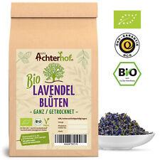Bio Lavendelblüten getrocknet 250g | getrockneter BIO Lavendel aus der Provence