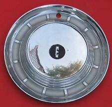 Second Best 1958 Edsel Wheel Cover