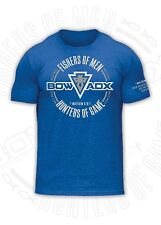 "BOWADX- ""FISHERS OF MEN. HUNTERS OF GAME"" BOWHUNTING T-Shirt (Hoyt, Mathews,PSE)"