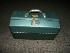 Vintage Walton Grip Loc Tackle Box