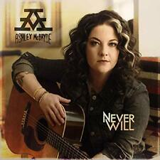 ASHLEY McBRYDE NEVER WILL CD (New Release April 10th 2020)