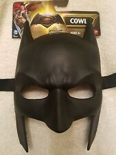 NEW: Super Hero Mask Batman vs Superman Dawn of Justice Cowl Kids Party Costume