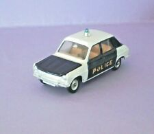 DINKY TOYS Ref 1450 - SIMCA 1100 POLICE - MADE IN SPAIN -