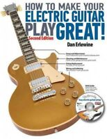 How to Make Your Electric Guitar Play Great!, Paperback by Erlwine, Dan, Like...