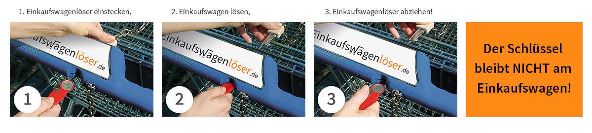 Einkaufswagenlöser.de