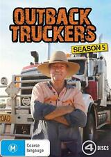 Outback Truckers Series : Season 5 : NEW DVD