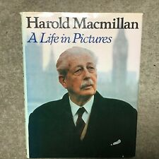 More details for politics signed - signed copy by harold macmillan - a life in pictures