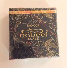 Original Nabeel 40 grams Black Bakhour Nabeel Incense Bakhoor Uae Touch Me