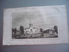 TURQUIE 1840 PALAIS DU SULTAN A  ESKI-SERAIL