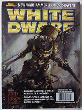 Games Workshop White Dwarf Magazine Issue WD # 266 March 2002 (M129)