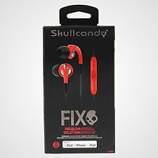 Skullcandy S2FXDM-161 Fix Ear Buds with Mic For iPhone/iPad S2FXDM161