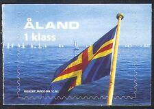 Aland 2004 National Flag 50th Anniversary/Yacht Race/Boats/Transport 1v (n41410)
