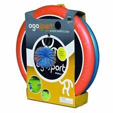 Ogo Sports Disk, Tennis, Frisbee, Wurfscheibe, Super Disc,Fransenball! -NEU-OVP-