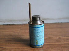 Rare old vintage tin oil can for Petromax lamps and stoves, made in Sweden..
