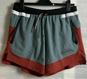 Nike Flex Dri Fit Stride Men's Trail Shorts CZ9052 689 green Size Medium M