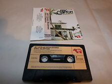 ERIC CLAPTON - K7 audio / tape !!! 461 OCEAN BOULEVARD !!!