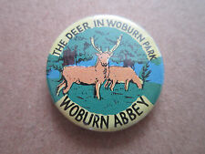 The Deer In Woburn Park Woburn Abbey Pin Badge