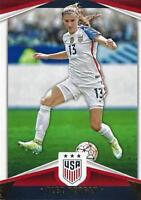 2016 Panini USA Soccer Base Common - USWNT Players - Pick - Morgan Lloyd Heath