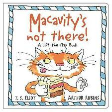 Macavity's Not There! by Eliot, T. S. 9780571328635