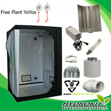 Ultimate 600w Complete Growing Kit For Hydroponics Indoor Tent Light  Free YoYos