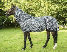 7238 HKM Ekzemerdecke Zebra mit Halsteil Farbe Zebra Größe 145