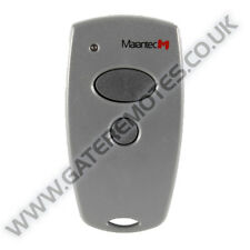Marantec D302-433 Gate & Garage Door Remote Fob Transmitter