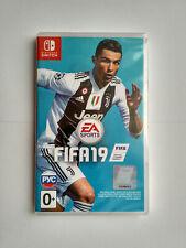 FIFA 19 Nintendo Switch PAL Brand New Sealed