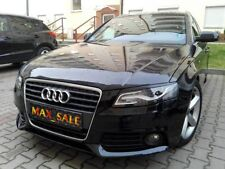 Eyebrows AUDI A4 B8 2007 to 11.2011 eyelids lids original ABS plastic MAX
